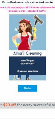 Avatar for Alma's Cleaning Tucson, AZ Thumbtack