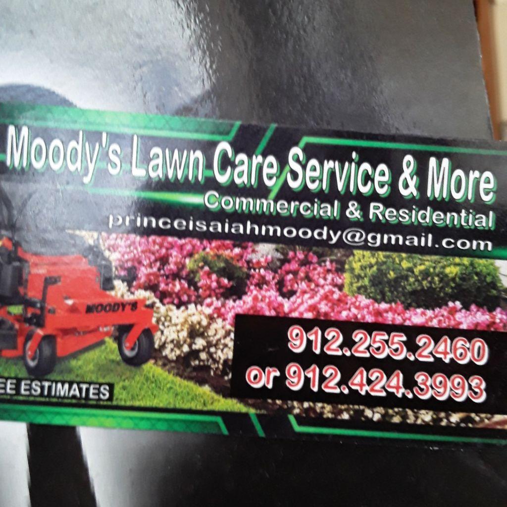 Moody's Lawn care Service & More