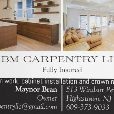 Avatar for BM CARPENTRY LLC Hightstown, NJ Thumbtack