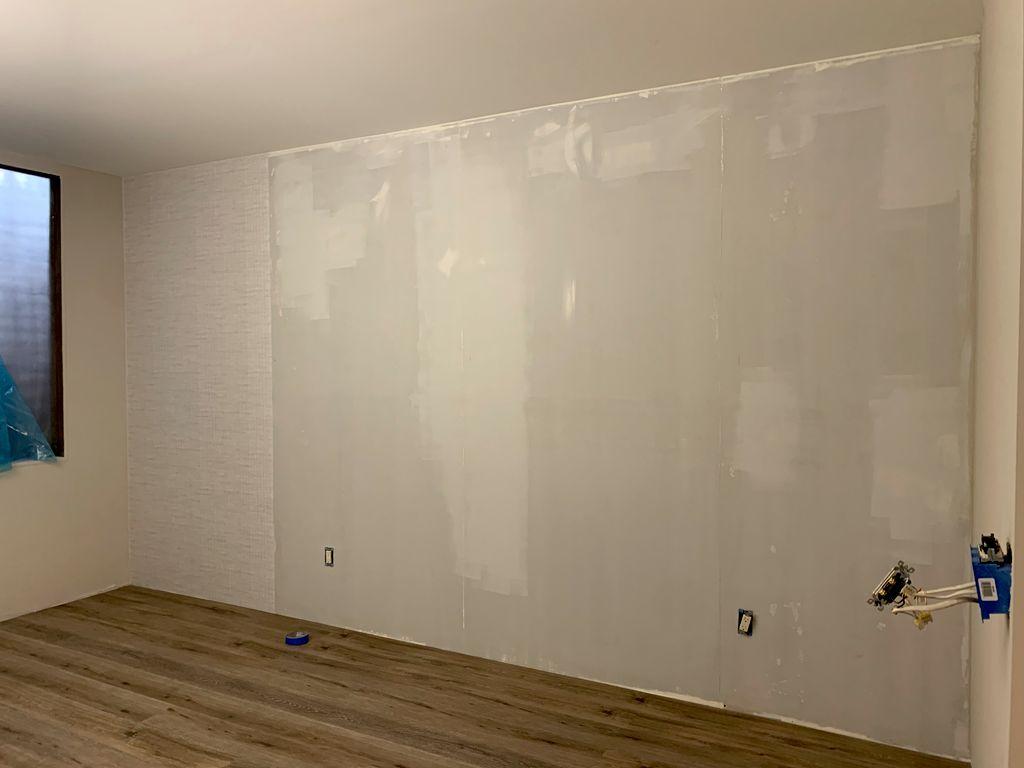2 x accent walls Vinyl 54 inch