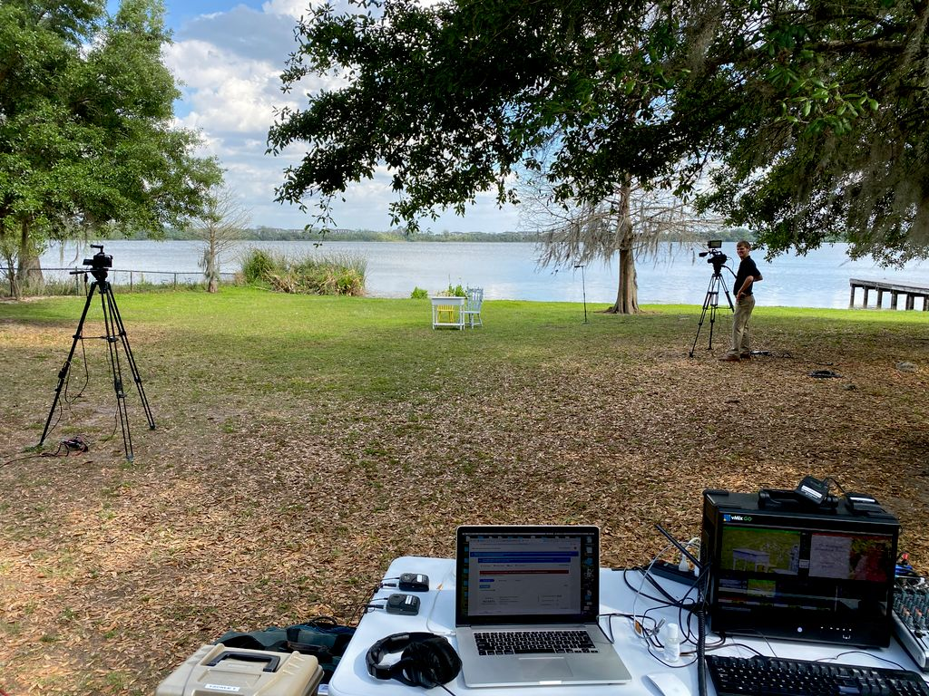 Video Streaming and Webcasting Services - Rockledge 2020