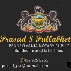 Avatar for Notary Service Sewickley, PA Thumbtack