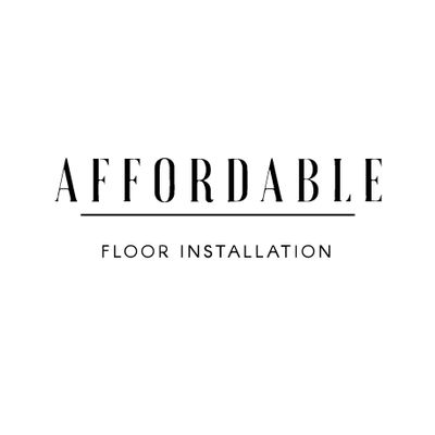 Avatar for Affordable Floor Installation