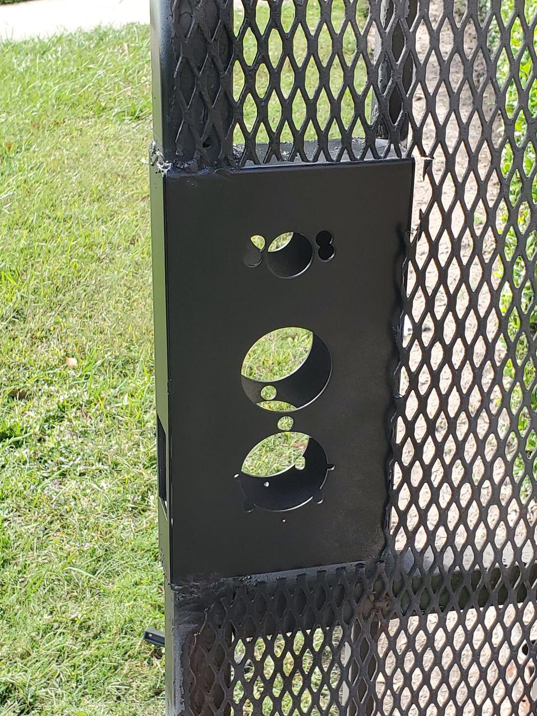 simplex lock , out door key pad lock