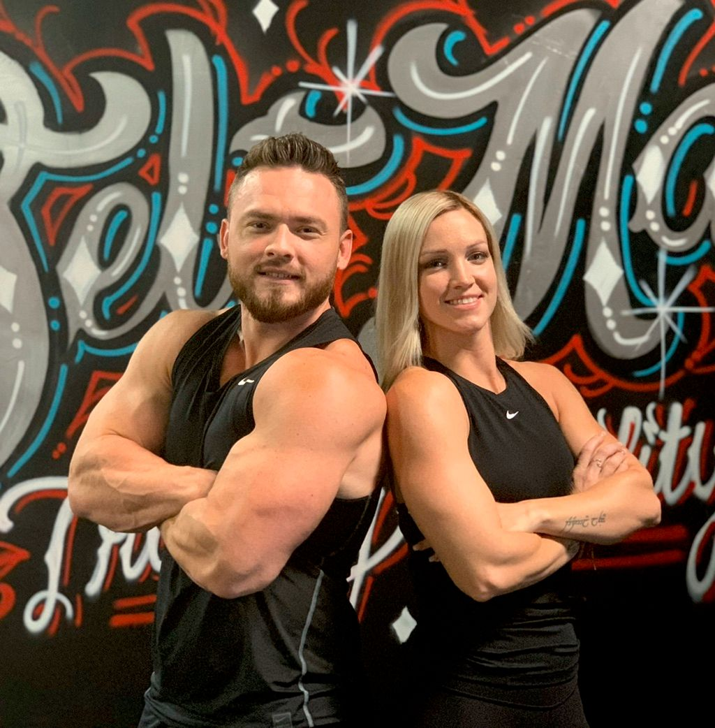 Earn Your Physique Fitness