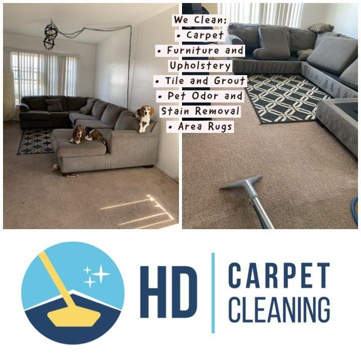 HD CARPET CLEANING