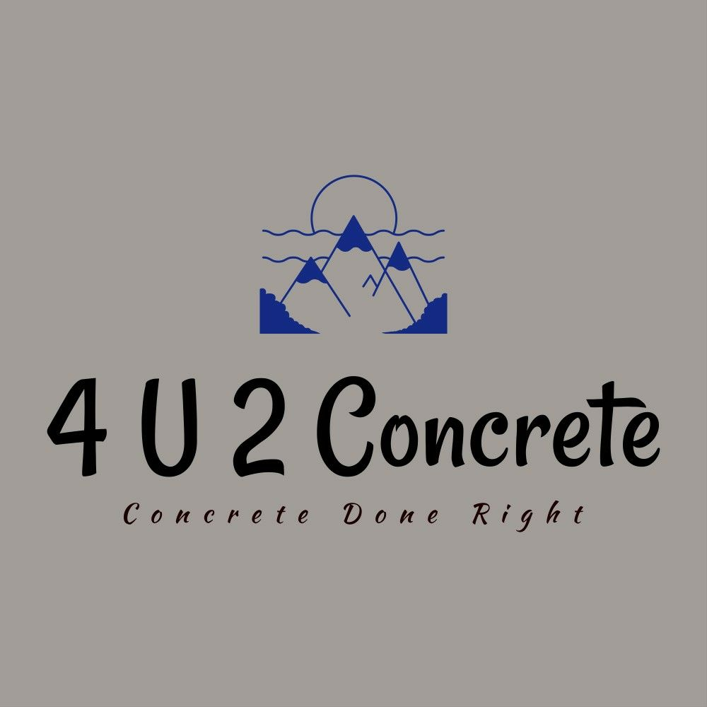 4 U 2 Concrete LLC