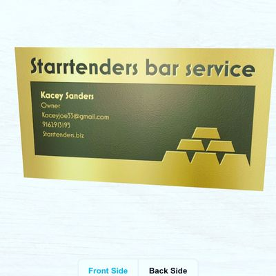 Avatar for Starrtenders and catering
