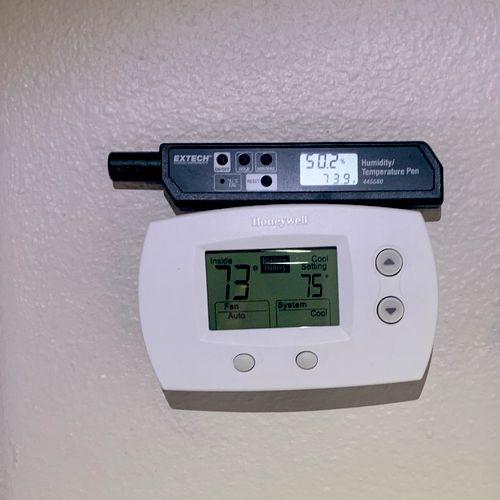 Humidity Check