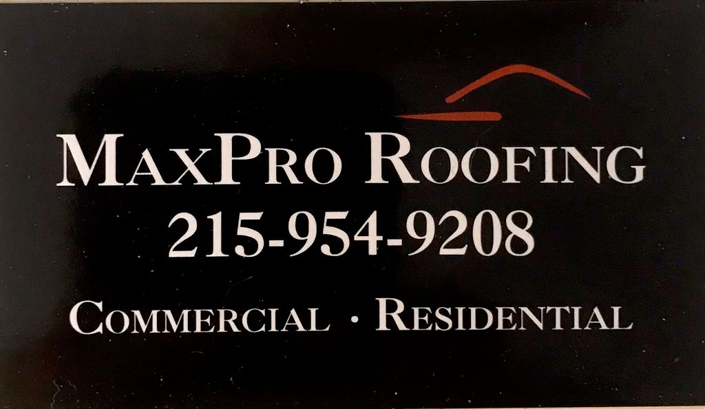 Max Pro Roofing