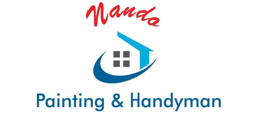 Nando painting and Handyman.