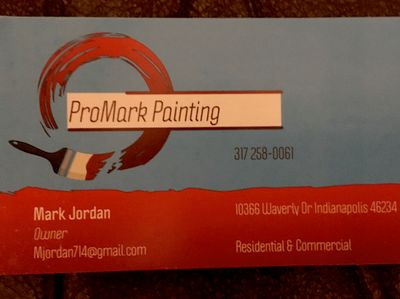 Avatar for ProMark Painting Indianapolis, IN Thumbtack