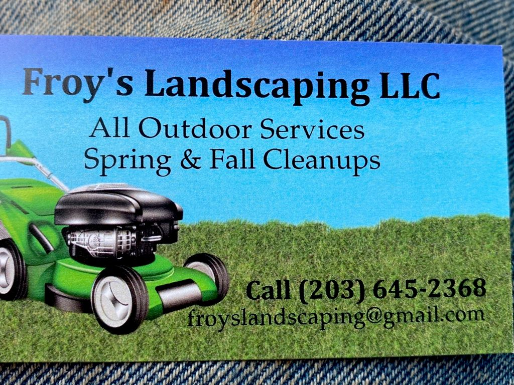Froy's Landscaping Services