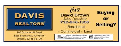 Avatar for DAVIS COMMERCIAL/ LEASING SPACE ? BUYING/SELLING East Brunswick, NJ Thumbtack