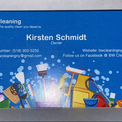 Avatar for BW Cleaning Schenectady, NY Thumbtack