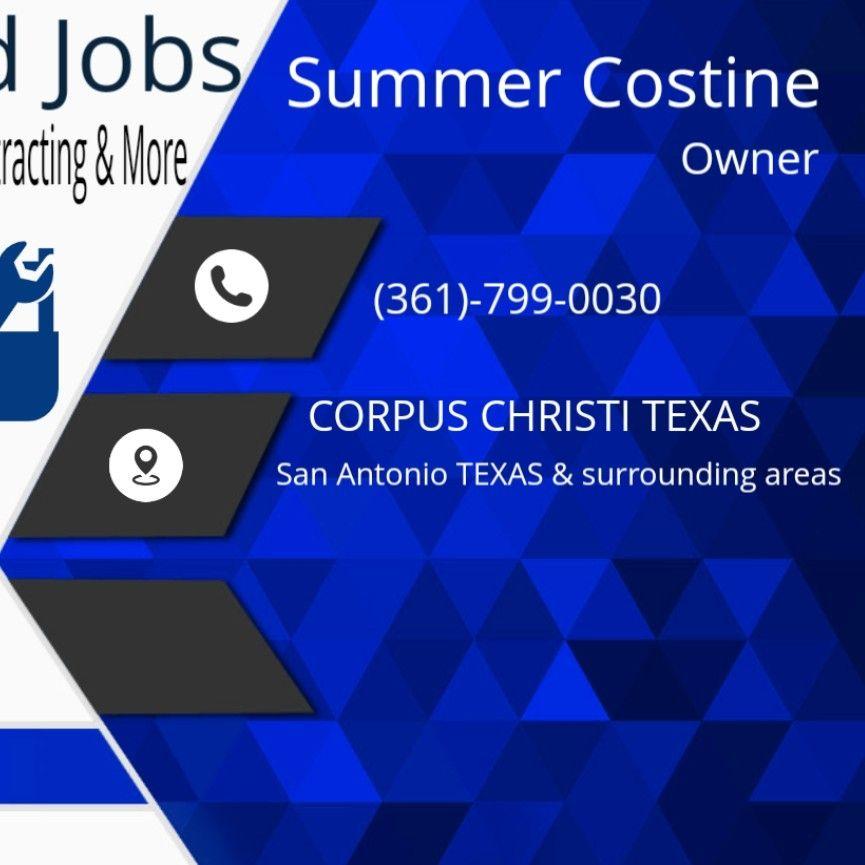 Summers Odd Jobs