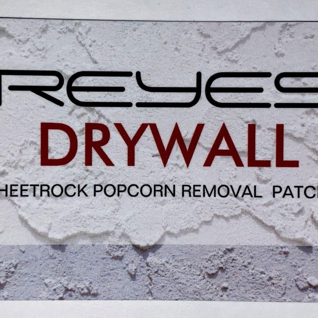 Reyes Drywall