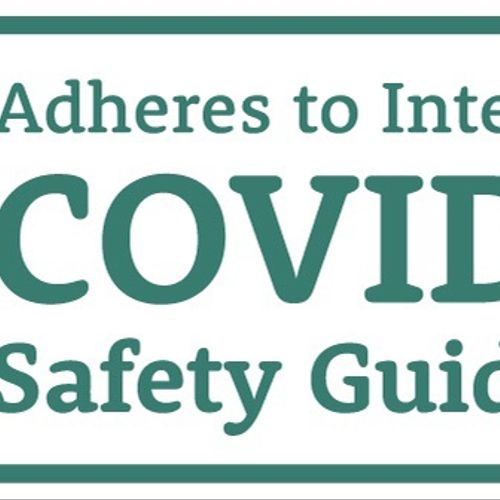 We're InterNACHI Covid-19 Certified for safety.