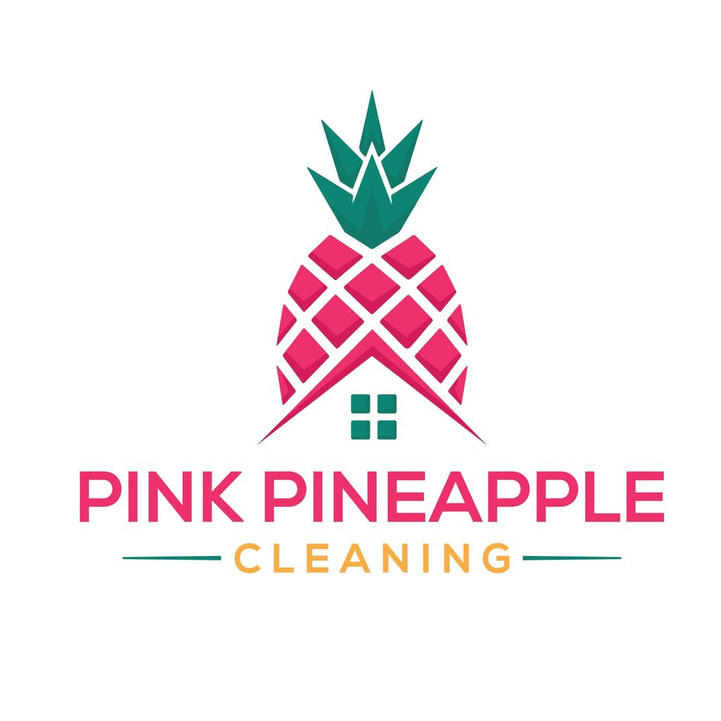 Pink Pineapple Cleaning