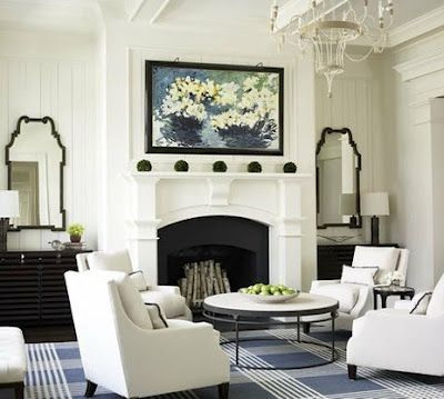 Hinsdale = sitting room
