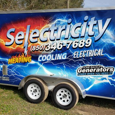 Avatar for Selectricity Electrical, Cooling and Heating Pensacola, FL Thumbtack