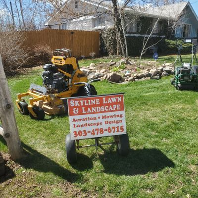 Avatar for Skyline Lawn & Landscape L.L.C. Littleton, CO Thumbtack