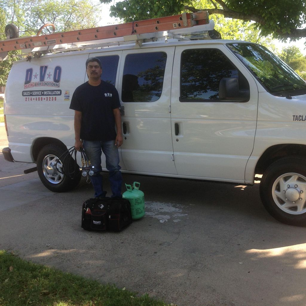 DVO Heating and Air Conditioning, LLC