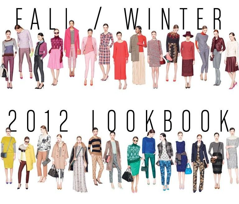 Virtual Look Books