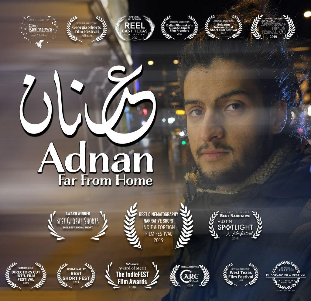 ADNAN FAR FROM HOME Short Film