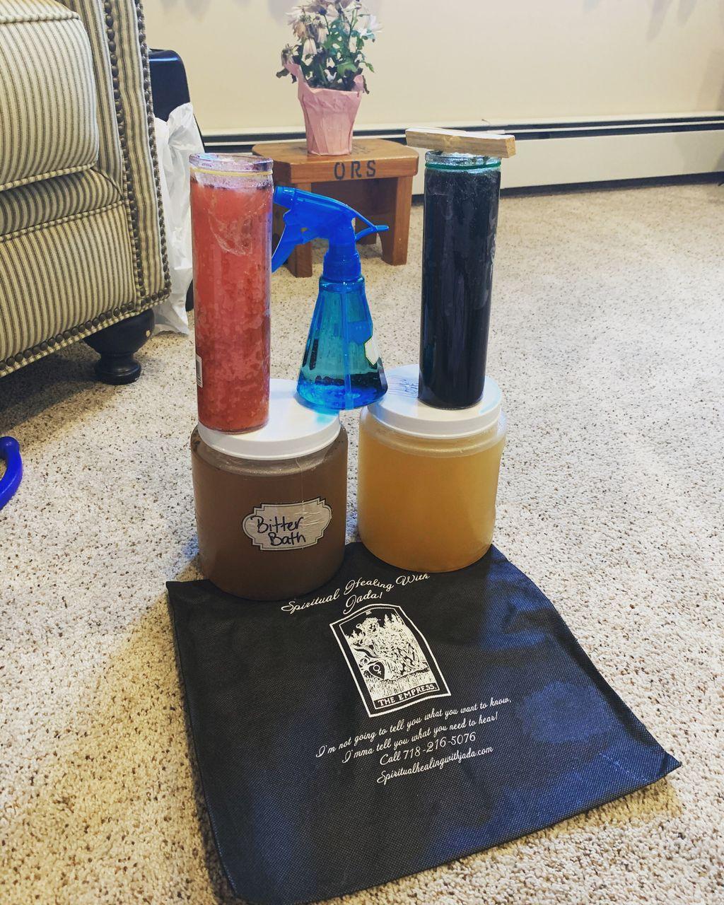 Spiritual Cleanse Starter Kit