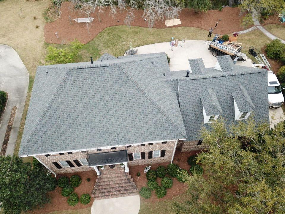 Landshark roofing