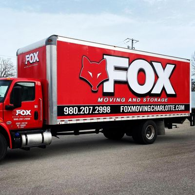 Avatar for Fox Moving and Storage of Charlotte Charlotte, NC Thumbtack