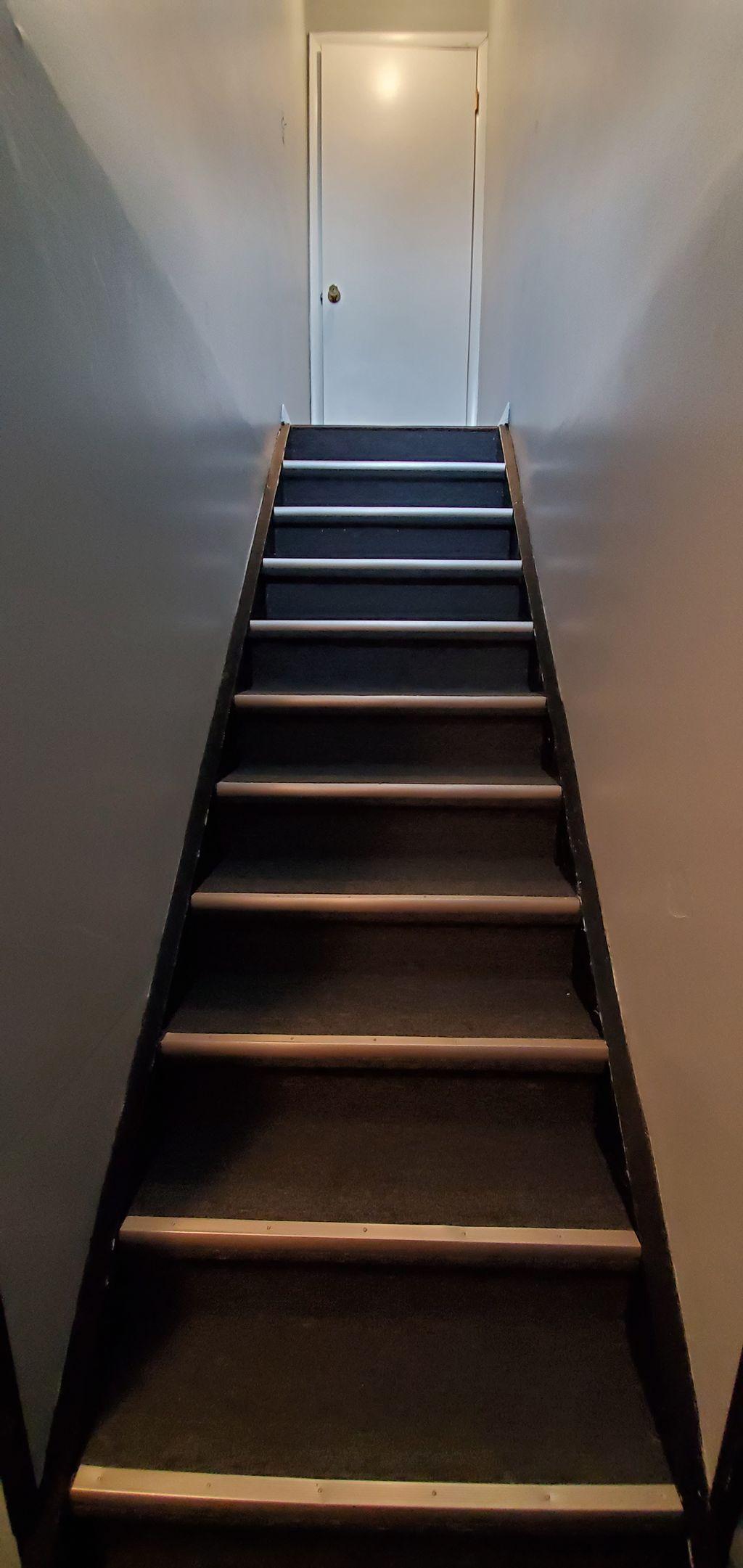Stairwell Rehab