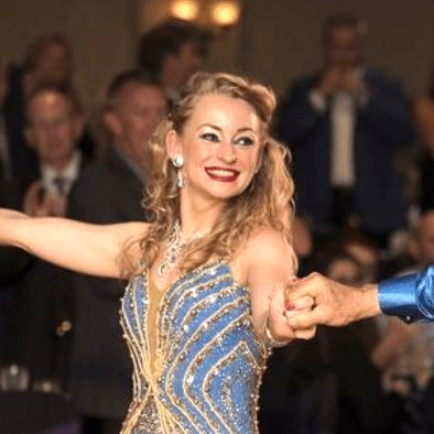 Anastassia Ballroom & Dance - Online Dance Lessons