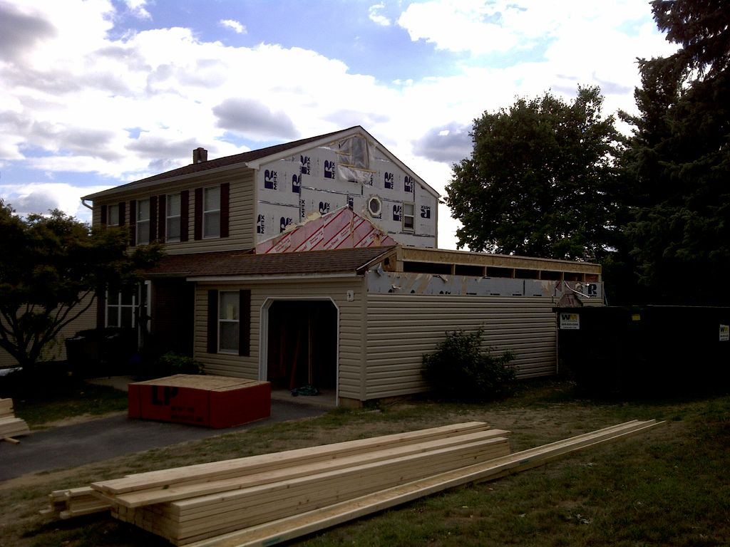 Roofing, Gutters, Windows & Siding