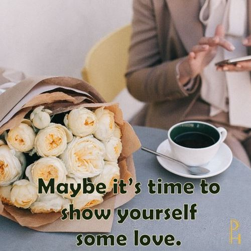 Taking care of yourself is vital to ensure you are able to be available for those who matter in your life. Show yourself some love!