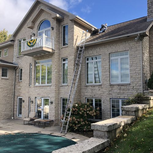 Need help painting your trim and windows?