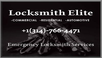 Avatar for Locksmith Elite Saint Louis, MO Thumbtack