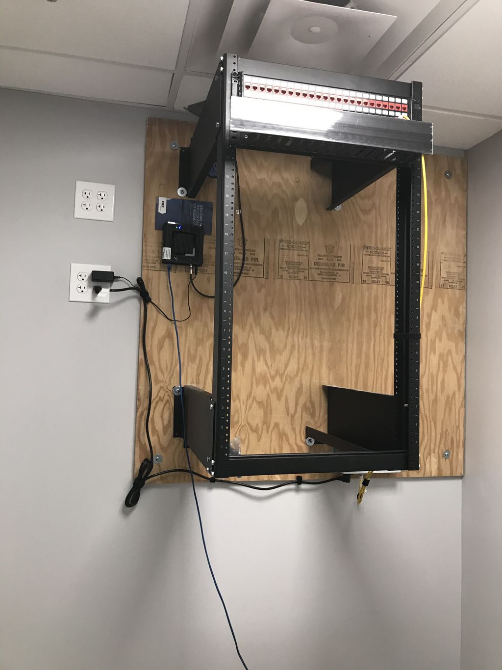Rack and Stack Project