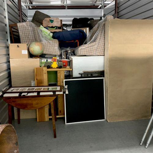 Matthews NC storage move