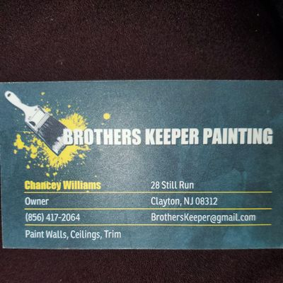 Avatar for Brothers Keeper Painting Clayton, NJ Thumbtack