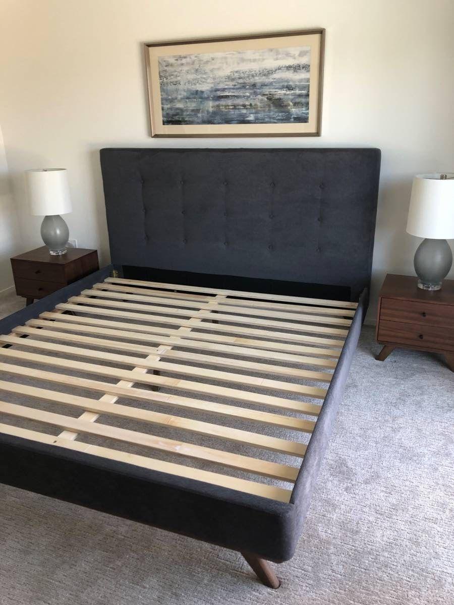 Bedroom set assembly