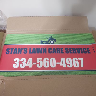 Avatar for STAN'S LAWN CARE SERVICE