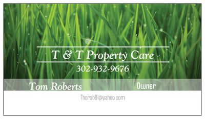 Avatar for T & T Property Care