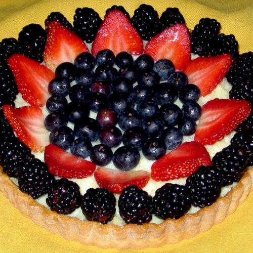 French Fruit Tart