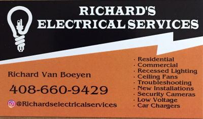 Avatar for Richard's Electrical Services
