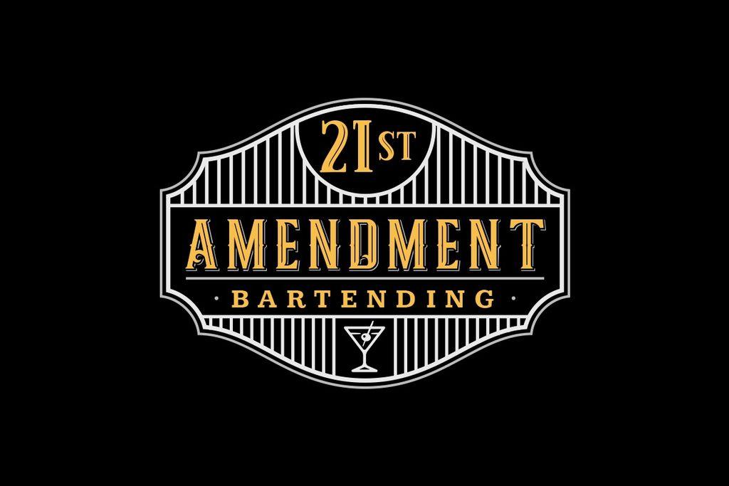 21st Amendment Bartending