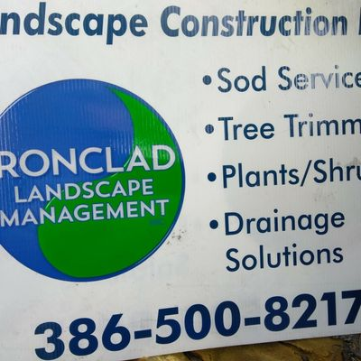 Avatar for IRONCLAD LANDSCAPE MANAGEMENT Sanford, FL Thumbtack