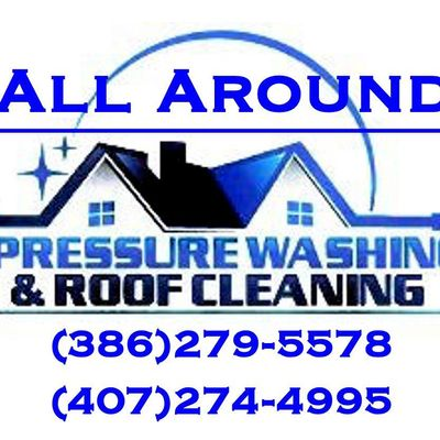 Avatar for All Around Pressure Washing & Roof Cleaning