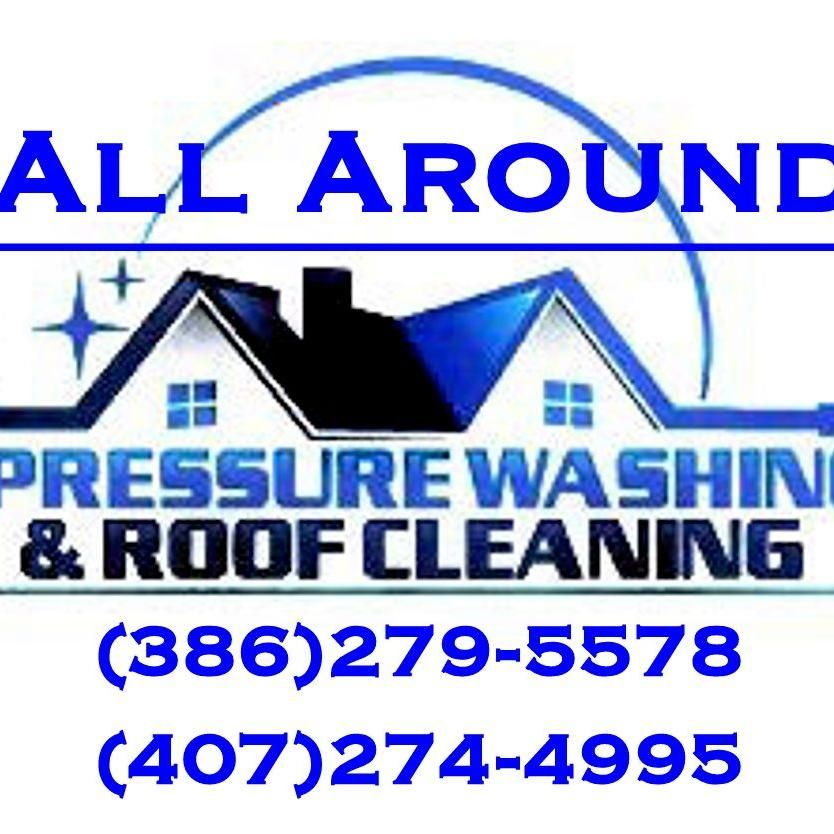 All Around Pressure Washing & Roof Cleaning